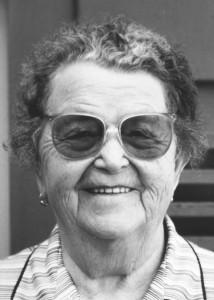 Rosa Saner-Wassermann