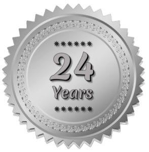 24 Years WWC
