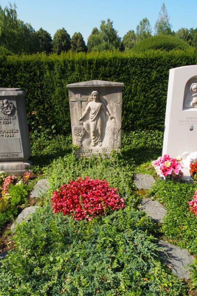 Grab Friedhof Hörnli