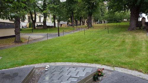 Kungsholms Kyrka Memorial Grove