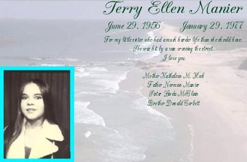 Terry Ellen Manier