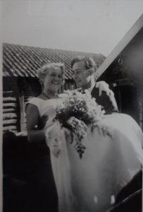 Berit Ekstrand-Rundstrom and Lennart